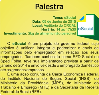palestra eSocial