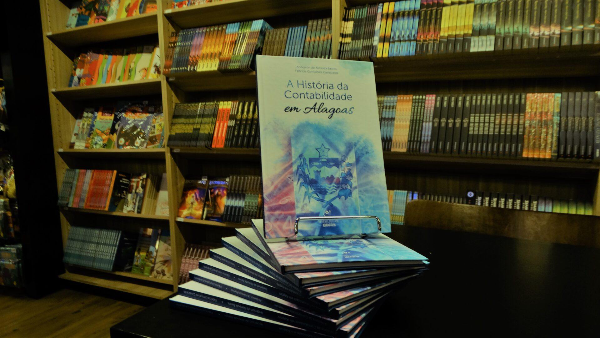 Retrospectiva 2018: lançamento do livro A História da Contabilidade em Alagoas contribui com a profissão no estado