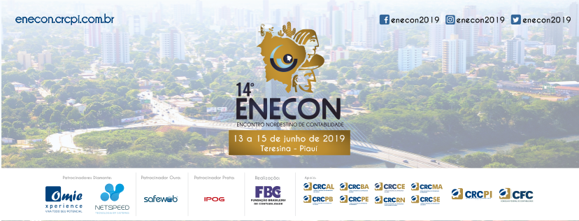 Confira os palestrantes do 14º Enecon
