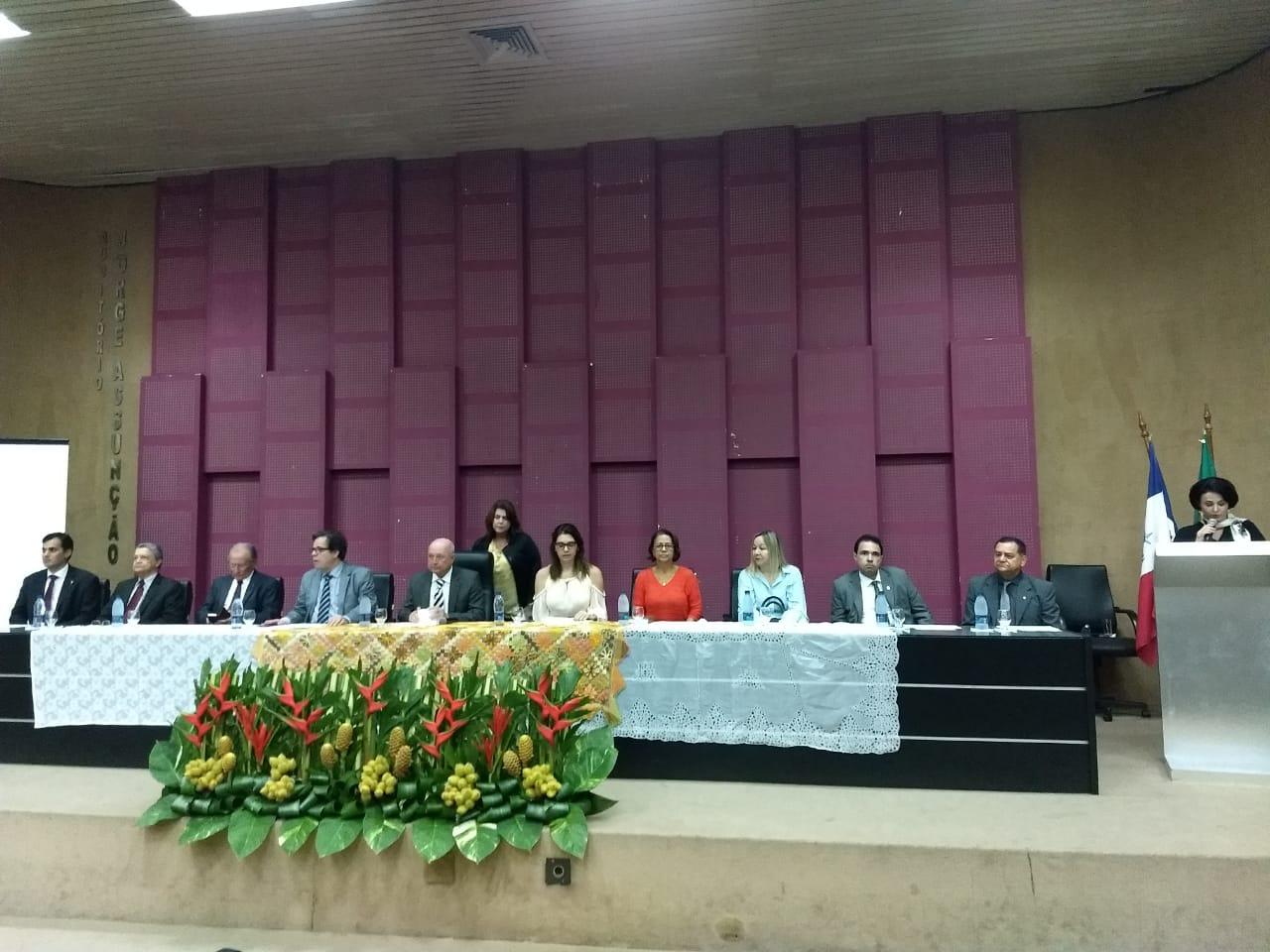 Presidente do CRCAL participa do Fórum sobre a Importância do IRPF na Destinação aos Fundos da Infância e Adolescência no TCE/AL