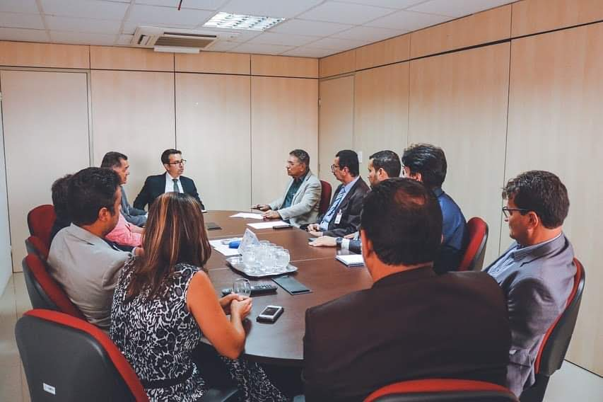 Combate aos leigos: CRCAL se reúne com SEFAZ/AL e JUCEAL