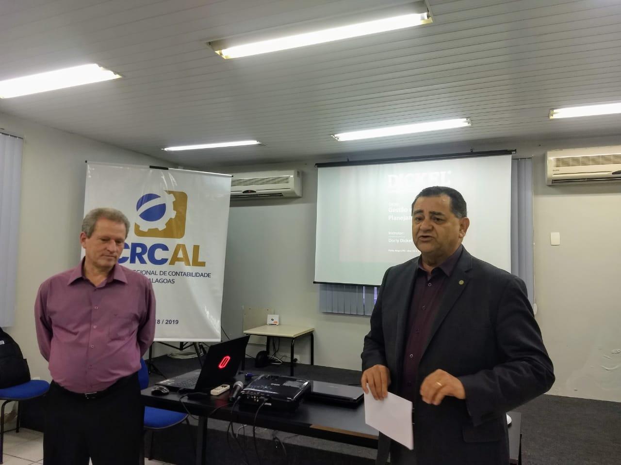 CRCAL promove Curso sobre Planejamento e Gestão Tributária em Sociedades Cooperativas com Dorly Dickel