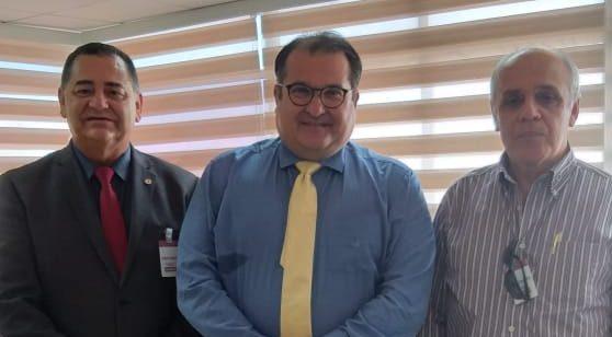 Presidente do CRCAL participa de reunião na SEFAZ/AL sobre projeto Sextas do Saber