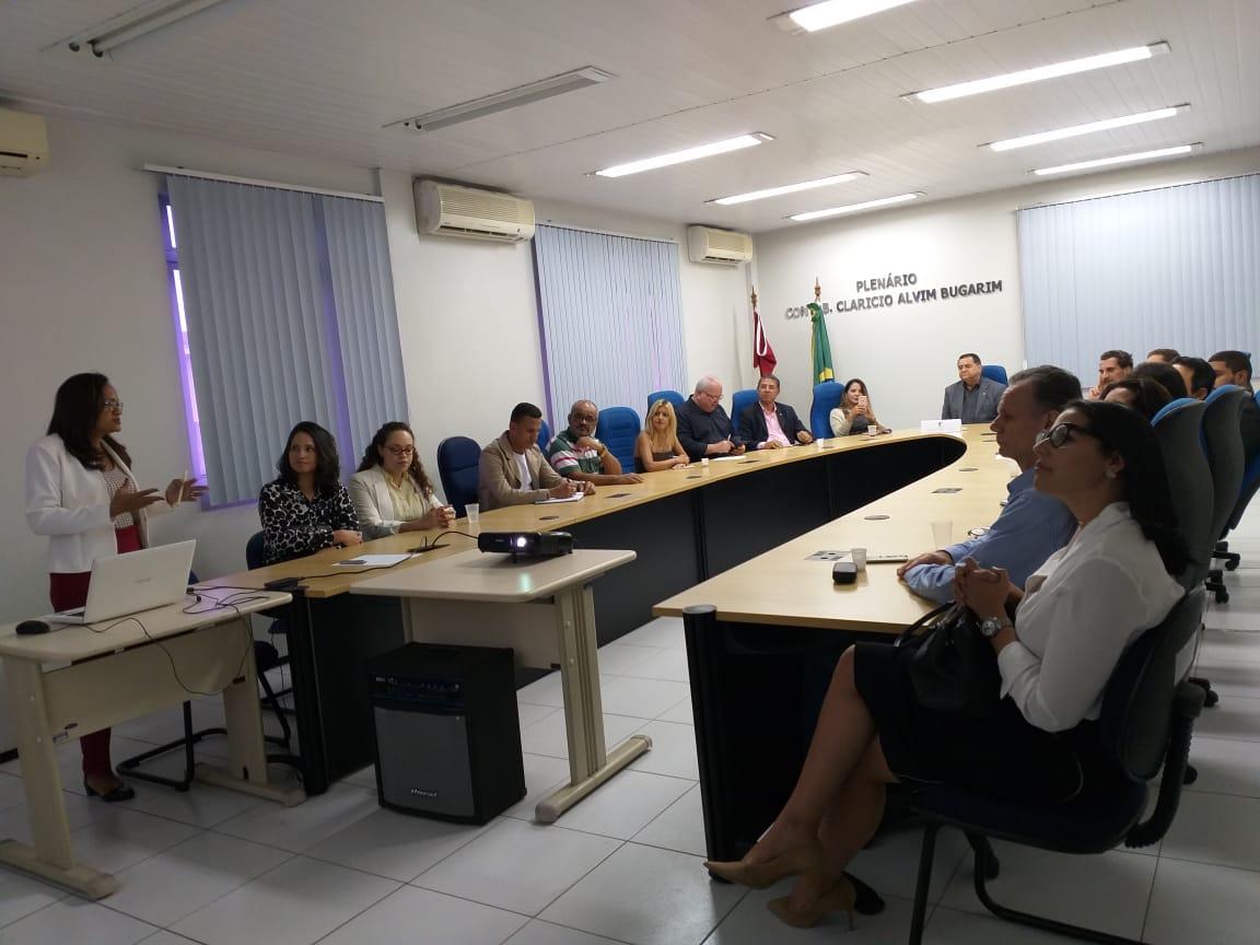 Reunião sobre criação do Observatório Social em Alagoas ocorre com sucesso na sede do CRCAL