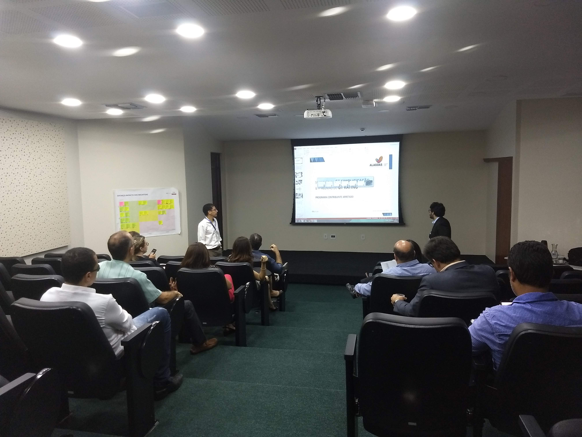 CRCAL participa de Grupos de Trabalho do Programa Contribuinte Arretado da SEFAZ/AL