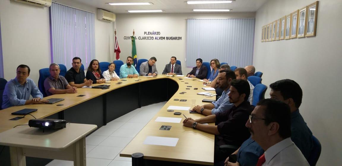 Presidente do CRCAL reúne-se com representantes da UFAL, Uneal, Fapeal e UFPB para tratar sobre implantação do Dinter em Contabilidade