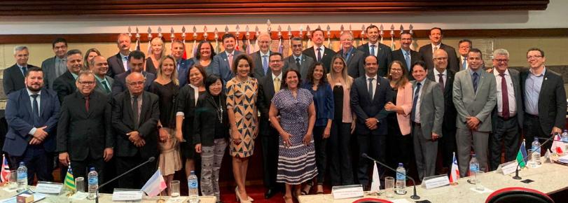 Presidentes dos CRCs realizam balanço da Gestão 2018/2019
