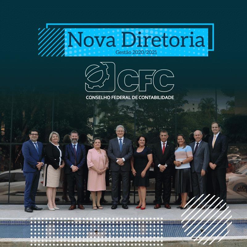 Gestão 2020/2021: Novo Conselho Diretor do CFC é eleito