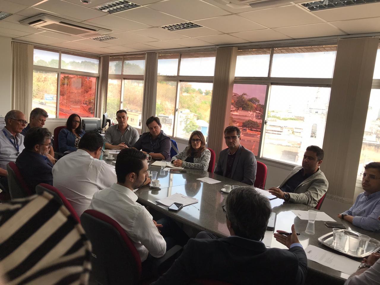 Representantes do CRCAL e SEFAZ/AL debatem demandas da classe contábil em reunião