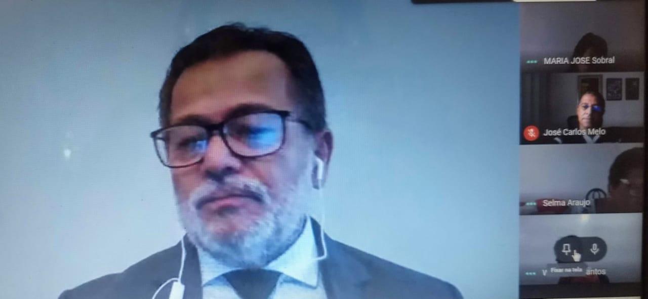 CRCAL realiza Plenária referente ao exercício do mês de março por videoconferência