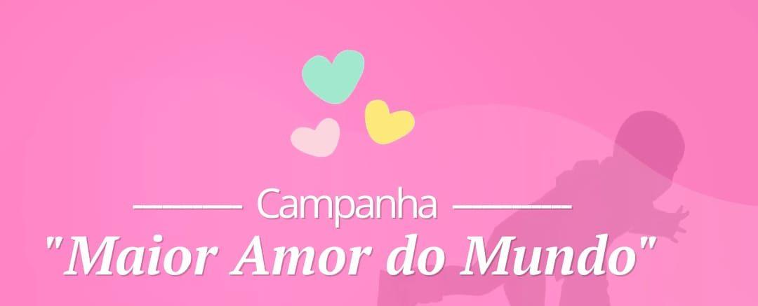 """CRCAL realiza campanha """"Maior Amor do Mundo"""" em homenagem ao Dia das Mães"""